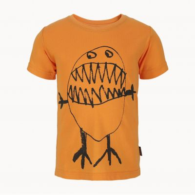 Tufte KIDS ECO MONSTER T-SHIRT