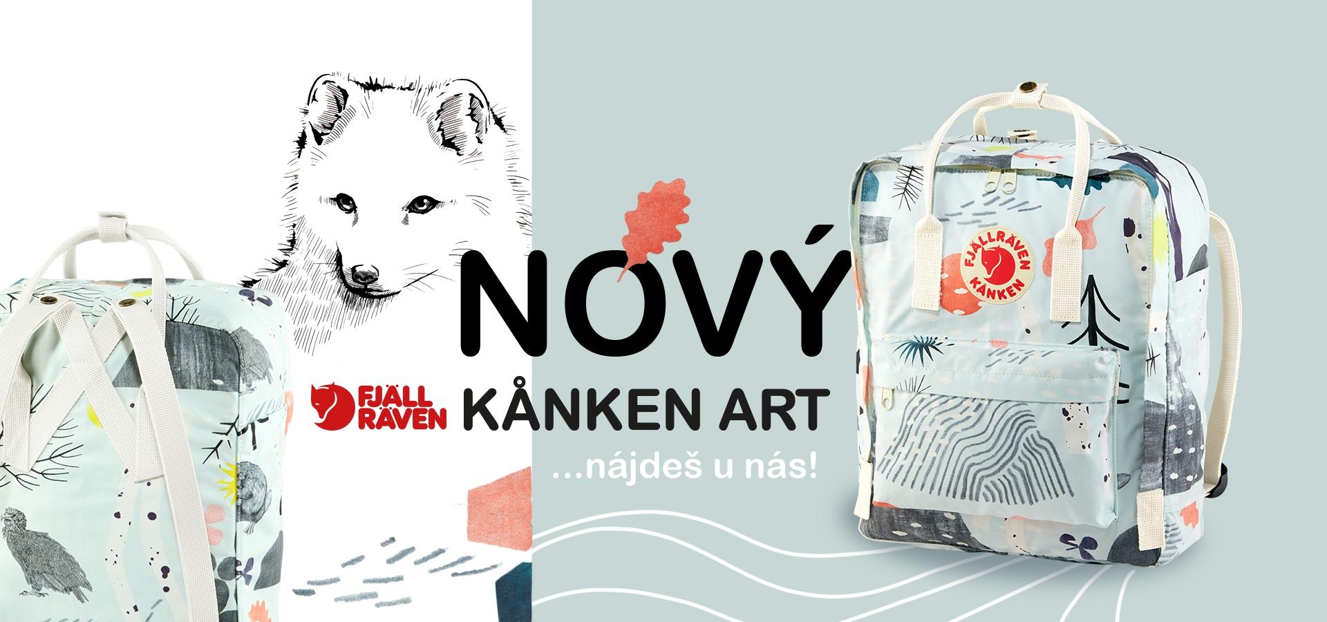 Nový Kanken Art